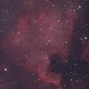 North America Nebula,                                bunyon