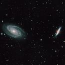 Bode & Cigar Galaxies,                                Vencislav Krumov
