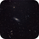 Messier Object 106 - 3/17/2010,                                AstroPoverty