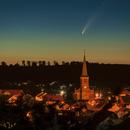 Comet NEOWISE over Spicheren,                                Sebastian Voltmer