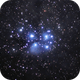 M45 using partial DSLR-LLRGB Style Processing,                                ctron