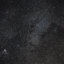 M 17 Omeganebel & M 18,                                astrofriends