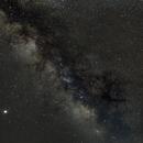 Centre galactique,                                Olivier PAUVERT