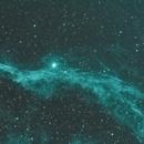 Western Veil Nebula False Oxygen III,                                Sandra Repash