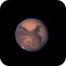 Mars rotation after 1 hour,                                Robert Schumann