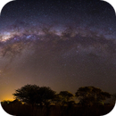 Milkyway Panorama, Zebula,                                AstroTanja
