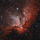 The Wizard Nebula in HOO,                                Alex Roberts