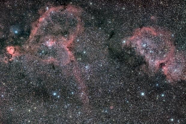 IC1805 - IC1848,                                Frédéric Mahé