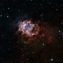 NGC7538 BiColor,                                Sascha Schueller