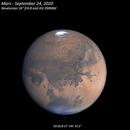 Mars - September 24, 2020,                                Fábio