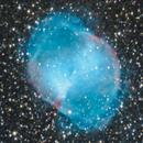 M27 Dumbbell Nebula,                                Carlo Caligiuri