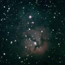 The Trifid Nebula - M20,                                Corey Rueckheim