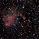 IC1795 - Fish Head Nebula,                                zagers