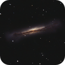 NGC 3628 - The Hamburger Galaxy,                                Kyle Butler