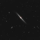 Needle Galaxy,                                Matthew Enrietta