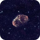 Crescent Nebula,                                Jaysastrobin