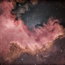 NGC 7000 Wall,                                Tom Marsala