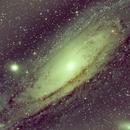 Andromeda Galaxy,                                Monty Giavelli