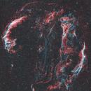 Cygnus Loop - A Stellar Death,                                Andrei Gusan