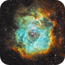 SH 2-275, The Rosette Nebula,                                photonjunkie
