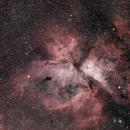 Eta Carina Nebula,                                Carol Lenc