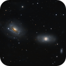 NGC 3165, NGC 3166 and NGC3169 Group,                                Michael Feigenbaum