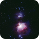 Orion Nebula, Big Bend National Park,                                fewayne