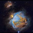 M42 - Orion Nebula,                                Marinos Rrapaj