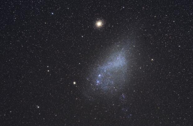 Small Magellanic Cloud,                                Marie