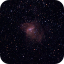 NGC 346 and the SMC in HaRGB,                                klaussius