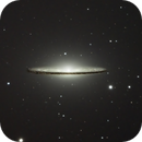 M104 - Sombrero Galaxy,                                Sventek