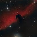 IC434 - Horsehead Nebula,                                Cluster One Obser...