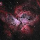 NGC 3372 - Carina Nebula,                                Thomas Klemmer
