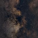 Scutum Star Cloud ,                                Callum Hayton