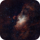 M16 - The Eagle Nebula,                                Kriss Bennett