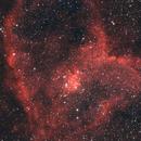 Heart Nebula IC 1805,                                oymd