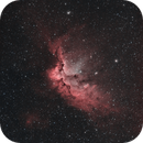 The Wizard Nebula - NGC 7380,                                Chris Parfett @astro_addiction