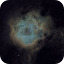 Rosette Nebula,                                John Stiner