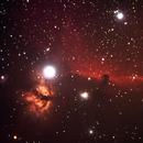 Horsehead Nebula, IC 434,                                ckrege