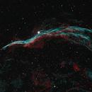 NGC6960 Western Veil Nebula,                                Frank Chen