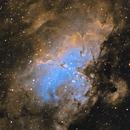 Eagle Nebula,                                Joseph Sardina