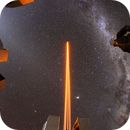 Contemplating the sky from Paranal,                                Daniele Gasparri