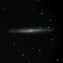 Silver Needle Galaxy,                                Stewart