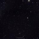 Messier 90 & Messier 87,                                Manfred Ferstl
