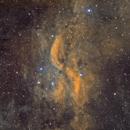 DWB-111 Propeller Nebula,                                Juan Lozano