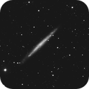 NGC 4244,                                astronono