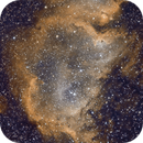 "IC1848, Soul Nebula, OSC in ""SHO"",                                Eric Watson"