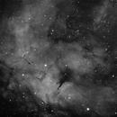 Part of IC1318,                                Steve Ibbotson