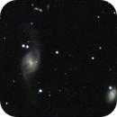 ngc3718 of 2009 - v2 noise reduction and color adjustment,                                Stefano Ciapetti