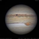 Jupiter | 2019-05-27 4:56 | RGB,                                Chappel Astro